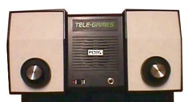 Pong, version Telegames